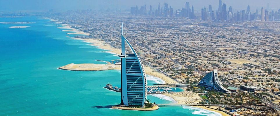 Burj El Arab Hotel l Viajar a Dubai