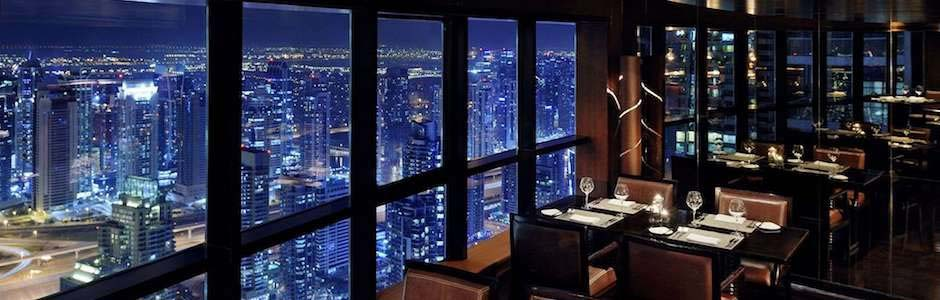 Observatorio de Dubai l lugares turísticos de Dubai