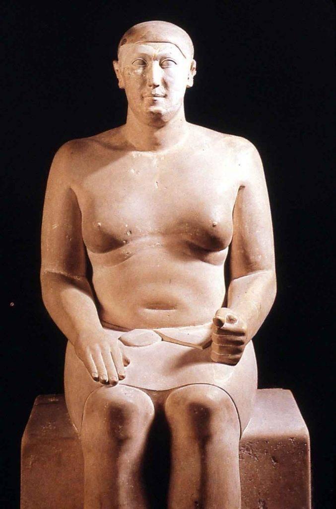 Príncipe Hemiono l El arquitecto de la gran pirámide