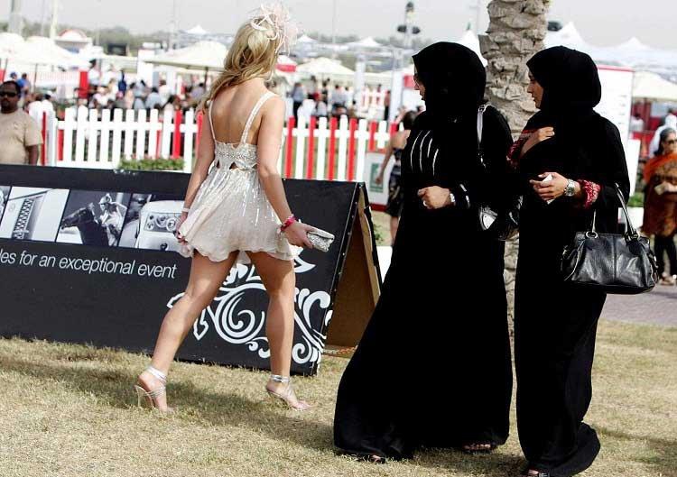 Como vestir en Jordania - Ropa para mujeres en Jordania