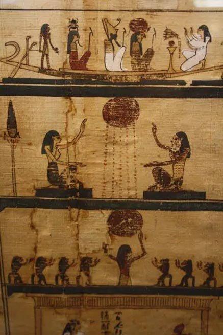 La muerte en el antiguo egipto l Rituales Mortuorios